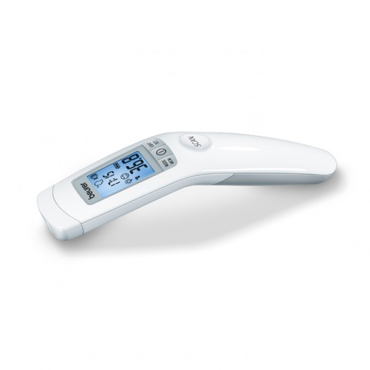 thermometre-medical-infrarouge-sans-contact-beurer-ft-90