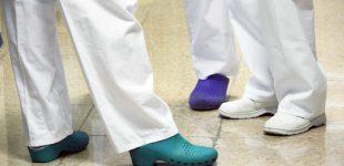 zapatos de enfermería