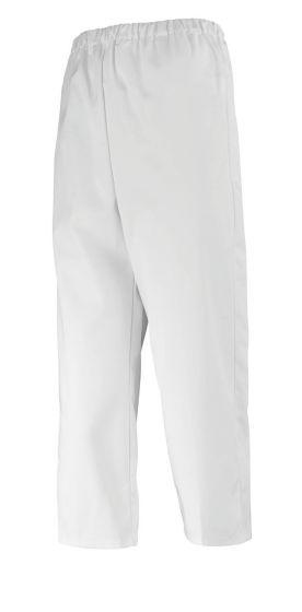 Pantalón médico MIXTO LUP blanco