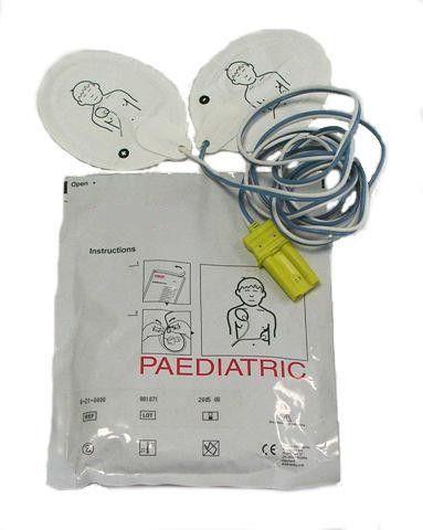 Electrodos para Niños Schiller
