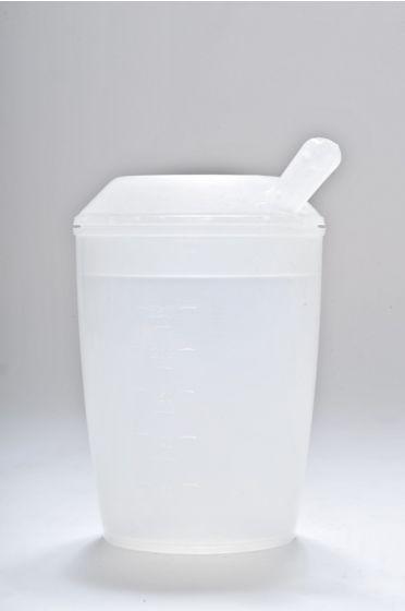 Vaso para beber de plástico 200mL Holtex