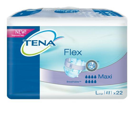 TENA Flex Maxi Large pack de 22
