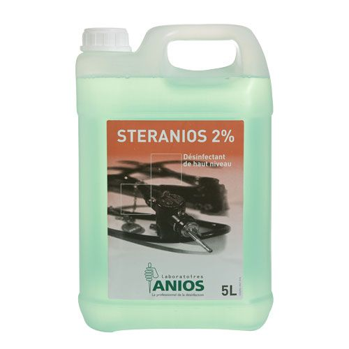 Desinfectante para instrumentos Steranios 2%