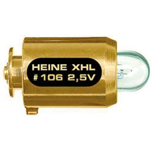 Bombilla 2,5V  XHL Xénon Halógena Heine 106