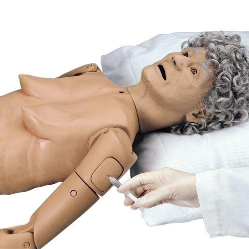 Simulador para cuidado del paciente geriátrico I W44077 3B Scientific
