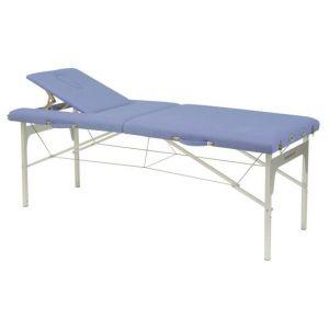 Camilla de masaje plegable con patas de aluminio Ecopostural C3409