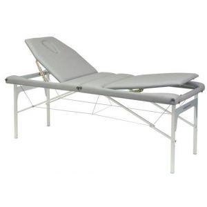 Camilla plegable de patas de aluminio Ecopostural C3413M61