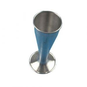 Fonendoscopio obstetricia tipo Pinard aluminio Holtex