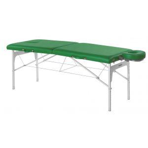 Camilla de masaje plegable en aluminio Ecopostural C3408