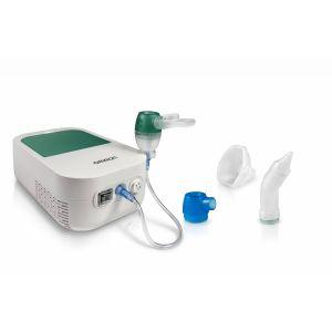 Nebulizador con aspirador nasal 2 en 1 DUO BABY Omron