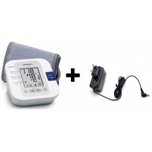 Pack Tensiómetro electrónico Omron M3 Intellisense + Adaptador a corriente
