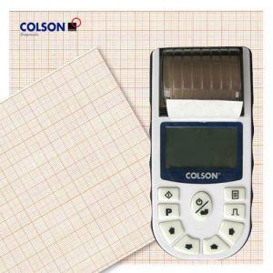 Papel para ECG Colson Cardipocket CMS-80 5 rollos 57mm x 20m