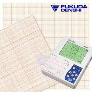 Hojas de papel para ECG Fukuda Denshi