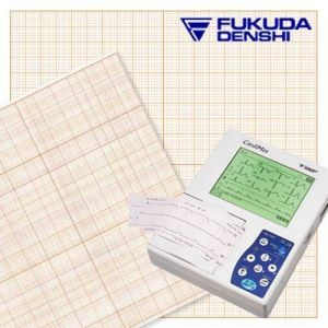 Papel en rollo para ECG Fukuda Denshi