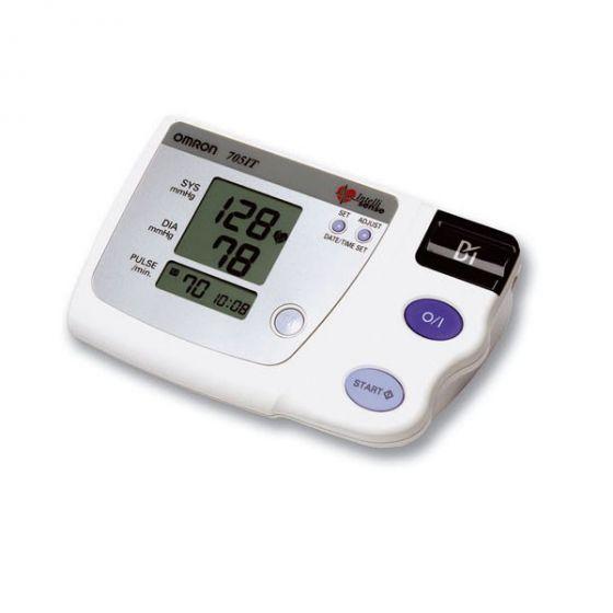 Tensiómetro electrónico de brazo Omron 705IT