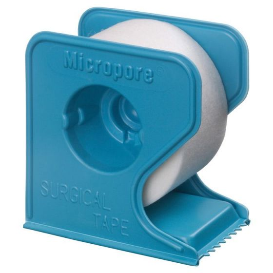 Esparadrapos 3M Micropore - Con devanadera azul