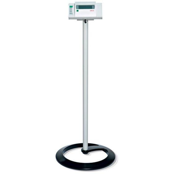 Soporte portátil para los indicadores remotos de las básculas y tallimetros Seca 472