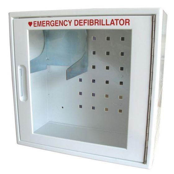 Cabina con alarma para el desfibrilador Def-I Colson