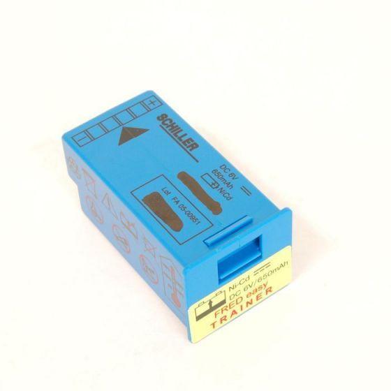 Batería recargable para Fred Easy de formación 6 volts Schiller