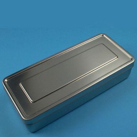 Cajas de acero inoxidable Holtex