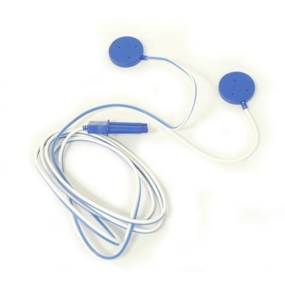 Cable reutilizable para electrodos de formación 0-21-0006 Schiller