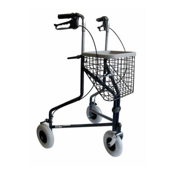 Andador con ruedas Madrid Adage