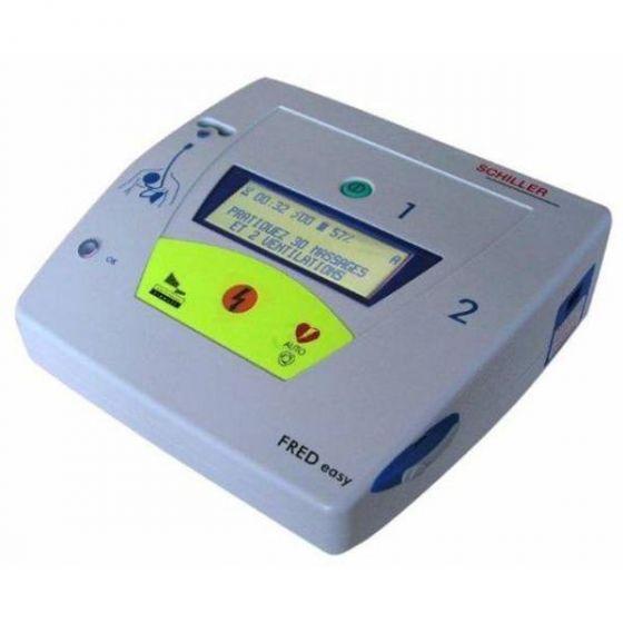 Desfibrilador Fred Easy Automático AED de Schiller