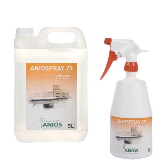 Desinfectante de superficies Aniospray 29