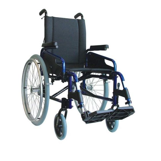 Silla de ruedas Mobily Pluriel