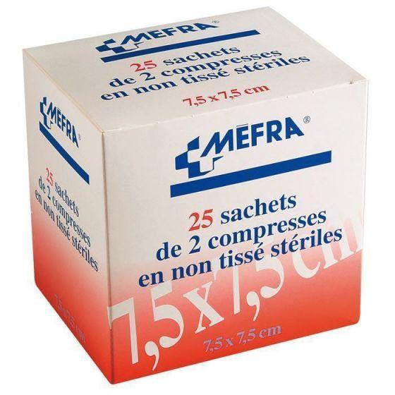 Compresas no tejidas estériles 3M Méfra