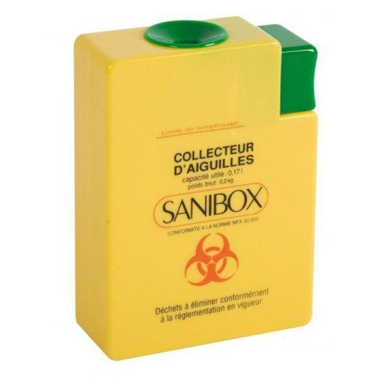Recuperador de agujas Sanibox Comed