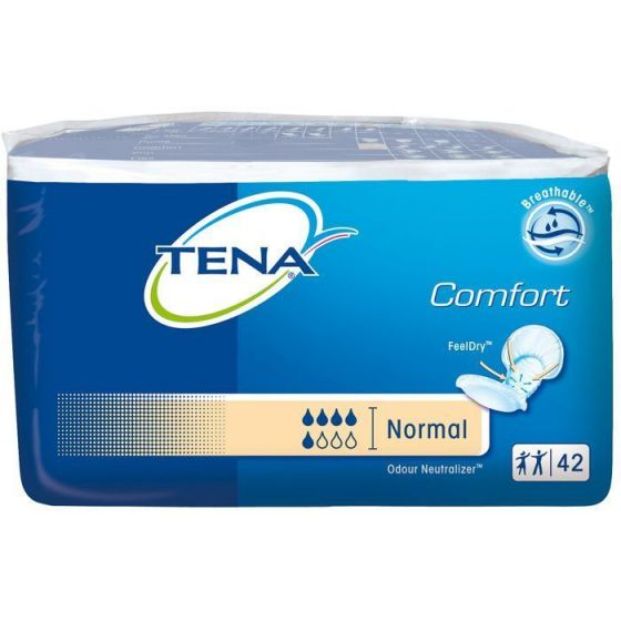 TENA Comfort Normal pack de 42