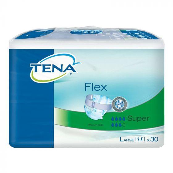 TENA Flex Super Large pack de 30
