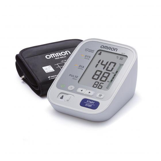 Tensiómetro electrónico de brazo Omron M3 IT HEM-7131U-E con conexión USB