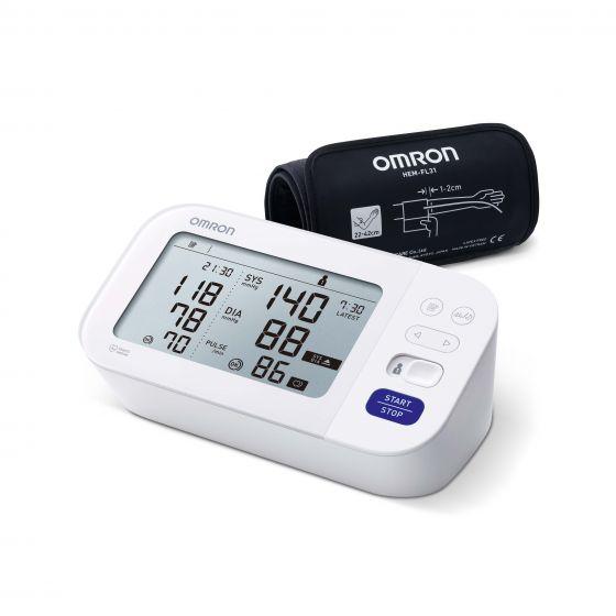 Tensiómetro electrónico de brazo Omron M6 Comfort HEM-7360-E