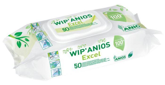 Toallitas Desinfectantes Wip'Anios