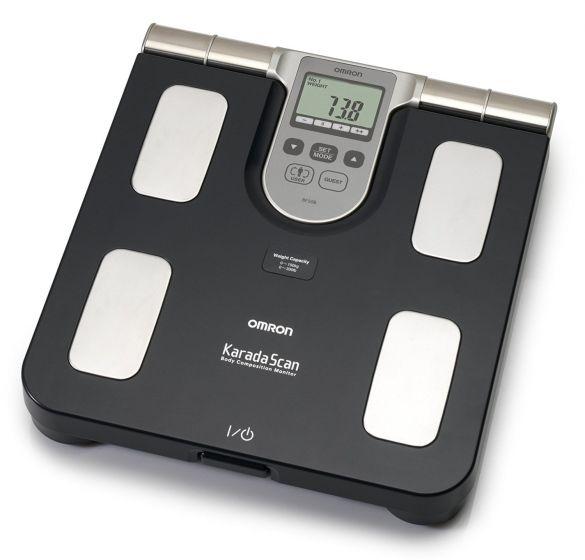 Analizador de masa grasa Omron BF 508