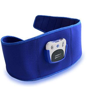 Cinturon descargas electricas para adelgazar